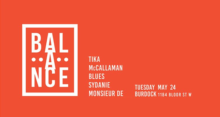 BALANCE PRESENTS: TiKA x McCallaman Double EP Release