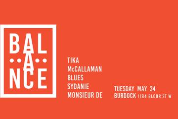 BALANCE PRESENTS: TiKA x McCallaman Double EP Release