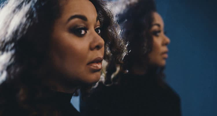 """Watch: Nuela Charles In The Powerful """"Crumbling Down"""""""