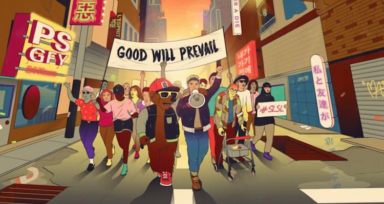 "GRiZ Drops Uplifting Album, ""Good Will Prevail"""