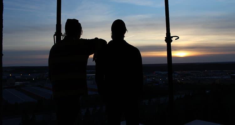 Halifax's Kin Crew & Corey LeRue Lay Waste With Savages