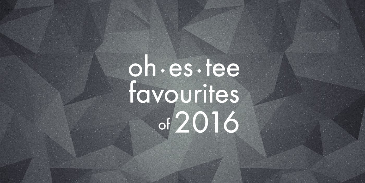 Favourite Albums Of 2016