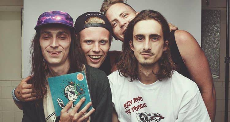 Toronto's Possum Share Garage Rock Debut EP Quick Damage