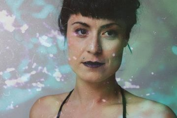 Premiere Emily Afton Releases Golden Mountain Visuals