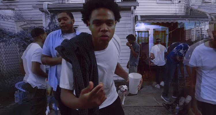 Taahrr Drops Trippy Visuals For Baby Bank$