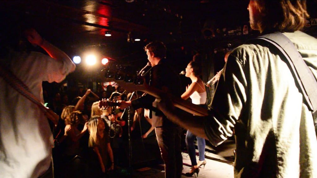 A Fellow Ship Brings Folk-Jazz Melodies To The Horseshoe Tavern On St. Pat's