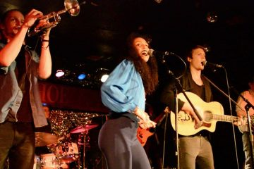 A Fellow Ship Brings Folk-Jazz Melodies To The Horseshoe Tavern On St. Pats