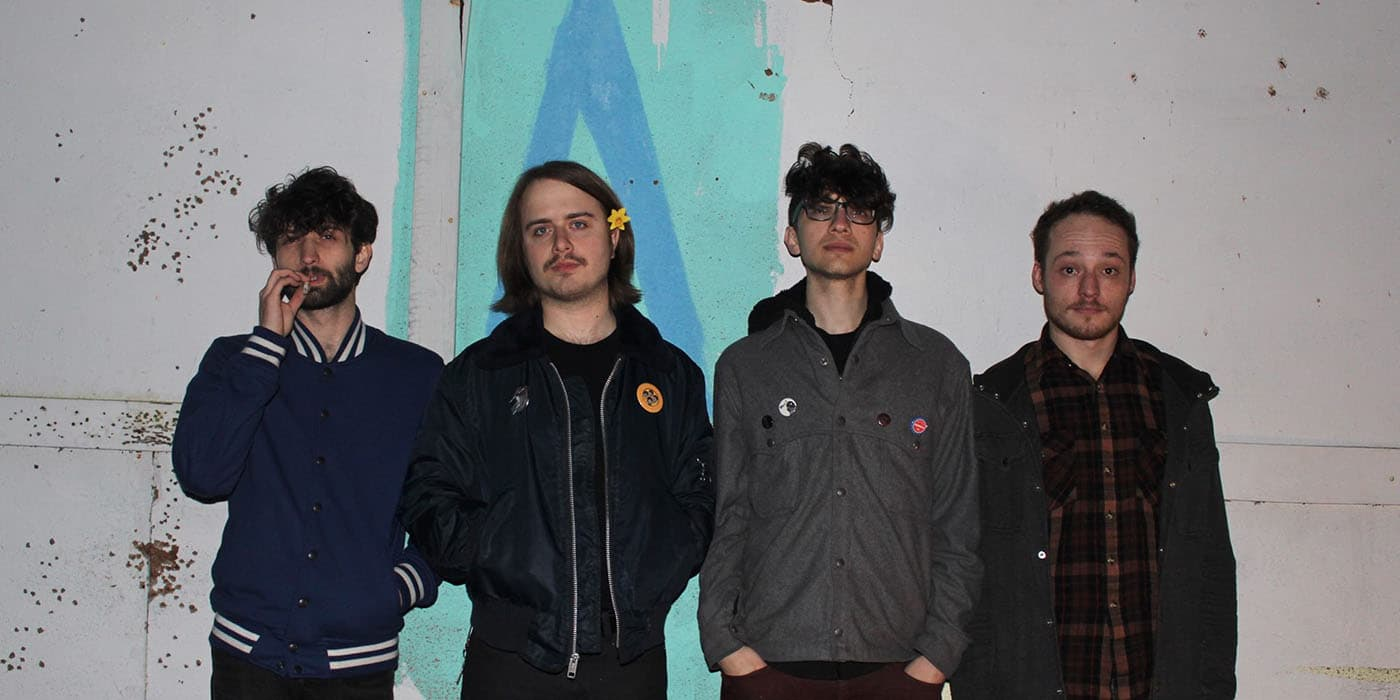 Premiere Fire Nuns Bring Us A Taste Of Their New EP With King Fling
