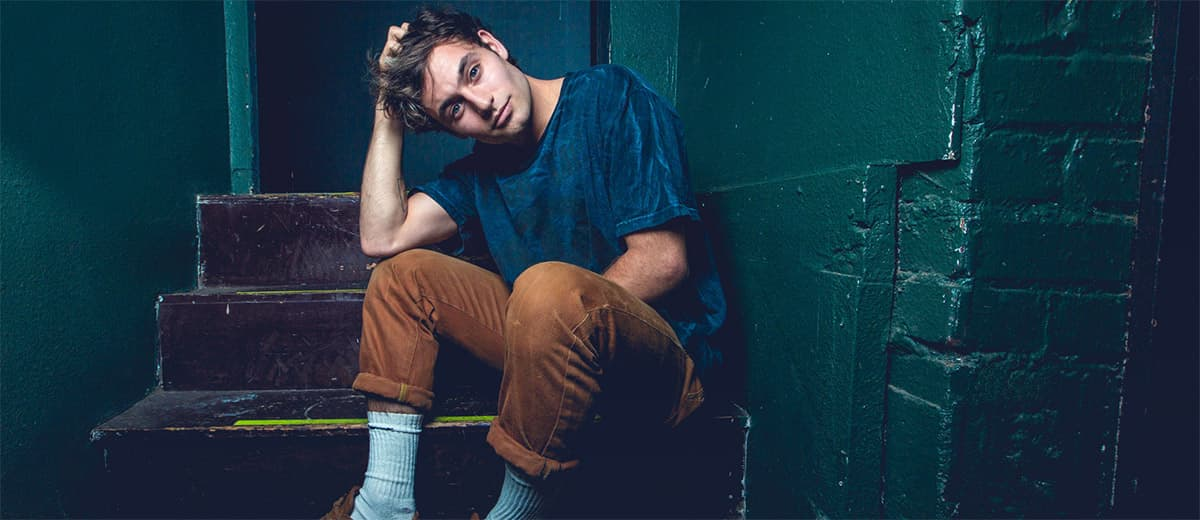 Yoke Lore Announces EP And Shares Uplifting World Wings