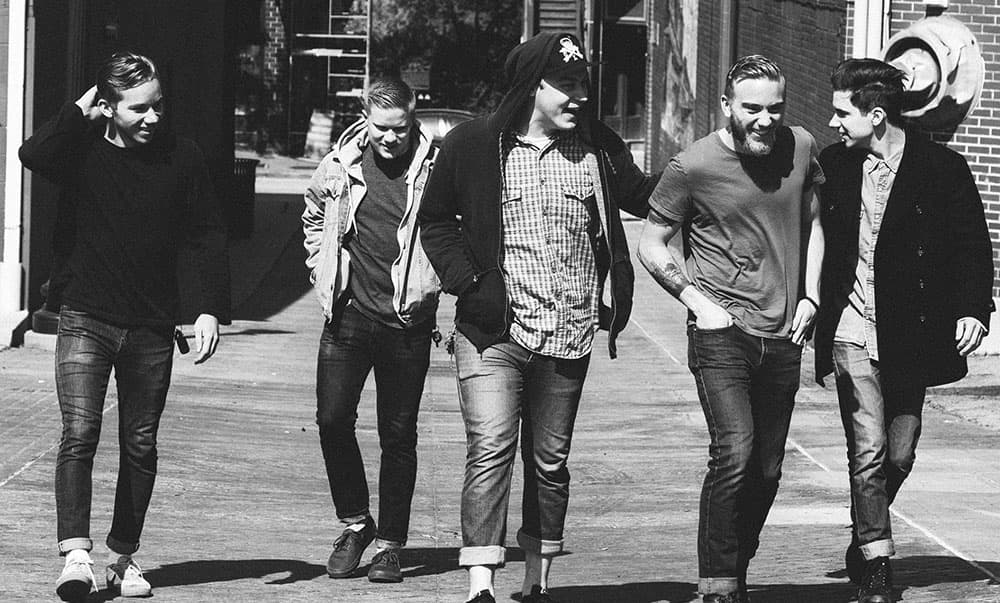 LEDGES Blend Indie-Rock With 80's Synths For The Dynamic Teenage Daydream