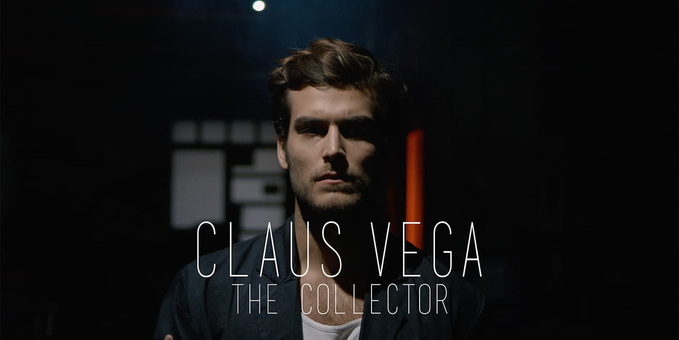 Premiere Claus Vega Brings Us The Cinematic Beauty The Collector