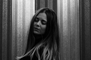 Cecilia Ebba Embraces The Deep Blue With Breathe Out Breathe In
