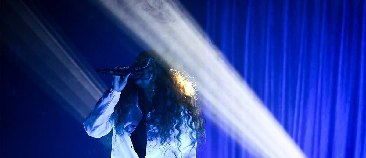 Photos: H.E.R. and Tiara Thomas – The Opera House 11/10/17