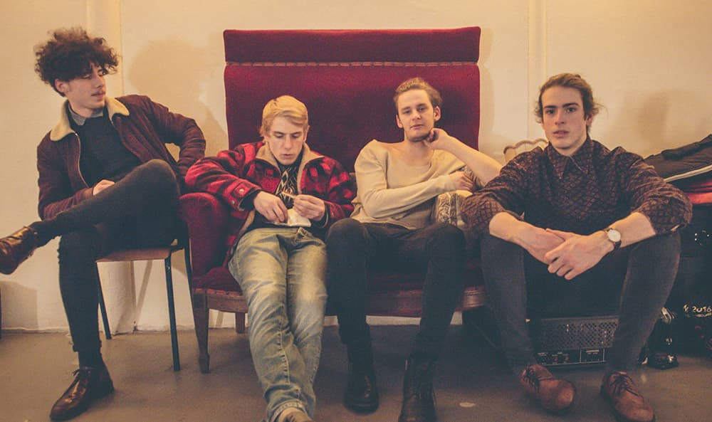 TUYS Share Hypnotizing Video For Frenetic Talk