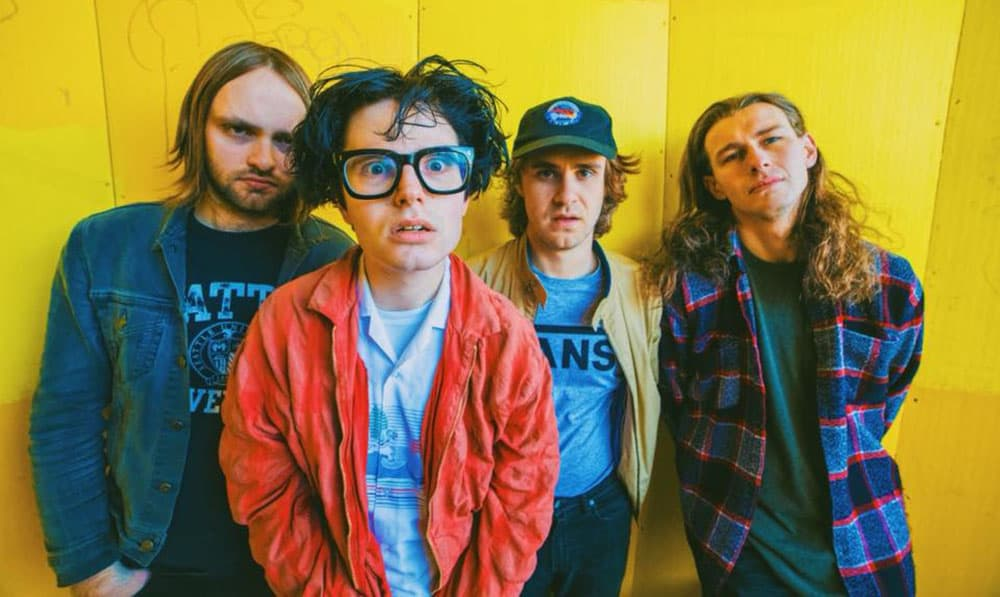 Indoor Pets Share Unique Video For Punchy So Soon