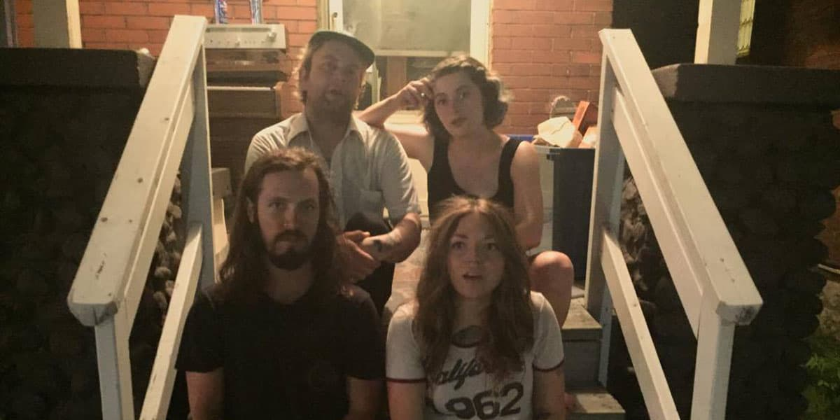 Never Betters Announce New EP And Share Reckless Pictures