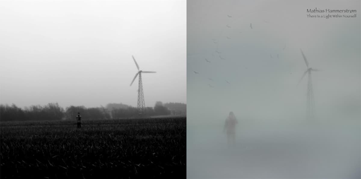 Premiere Mathias Hammerstrøm Talks EP & I Never Forgive