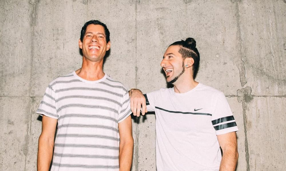 Big Gigantic and Nevve Think You're The One