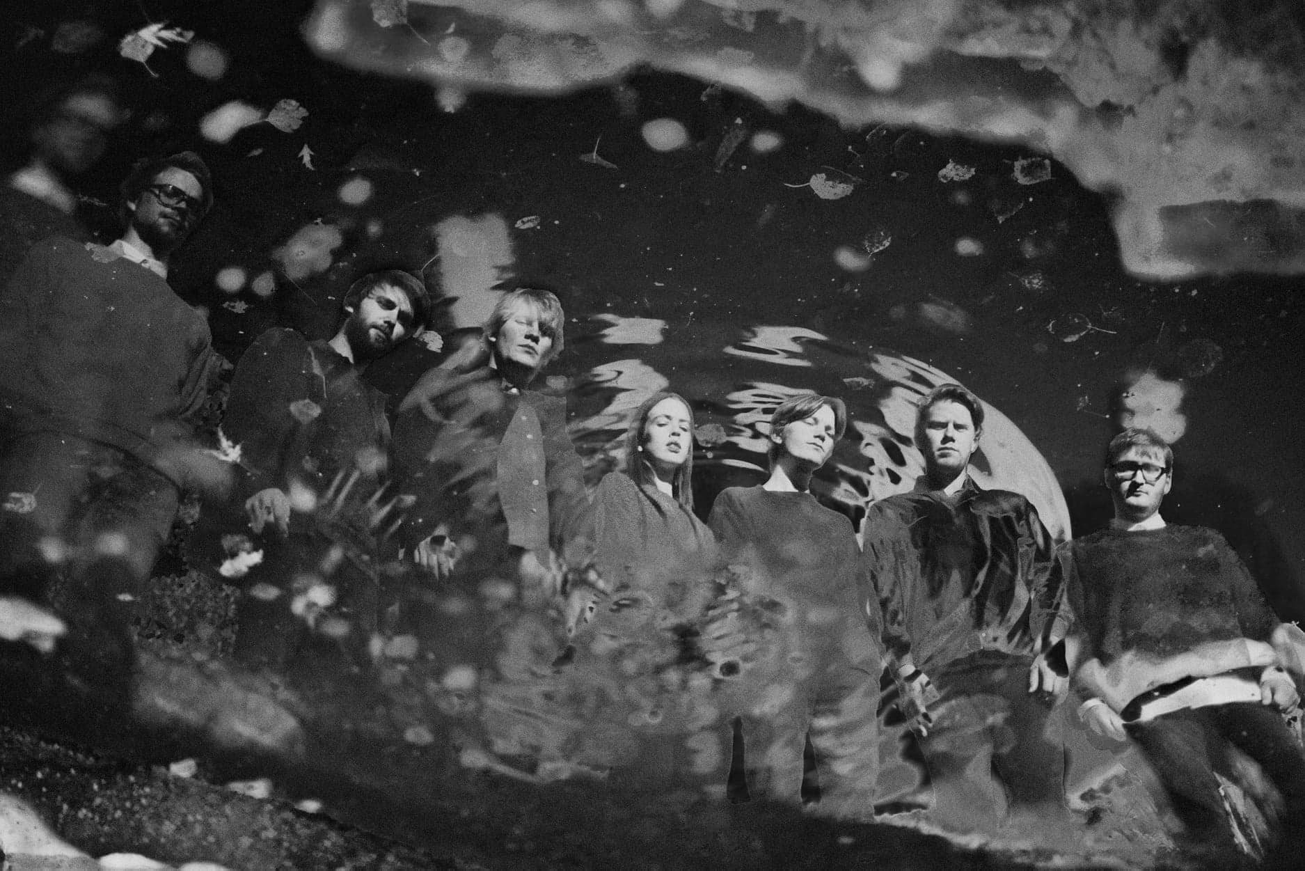 Ludvig Moon Tease New LP With Heaving For Oxygen