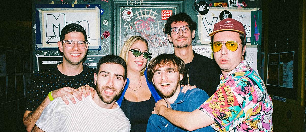 Glutenhead Drop The Wild Genre-Bending Naked in Toronto
