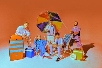 """Easy Life Releases New Album """"Life's Beach"""""""